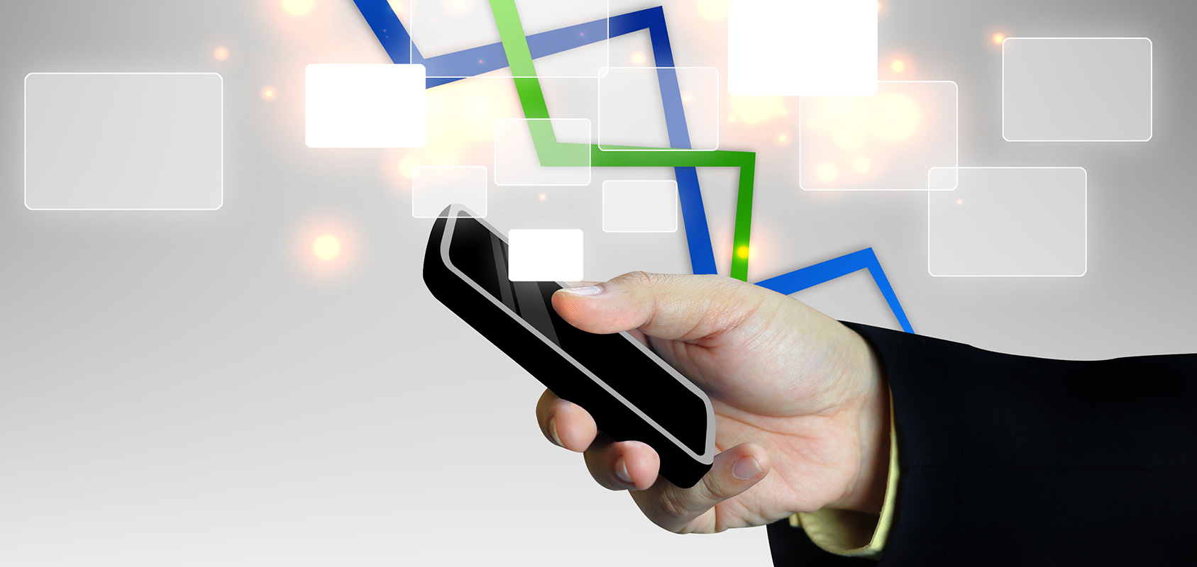 Gestion interne des entreprises - applications mobiles