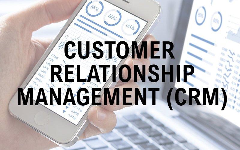 applications mobiles professionnelles - solution métier CRM