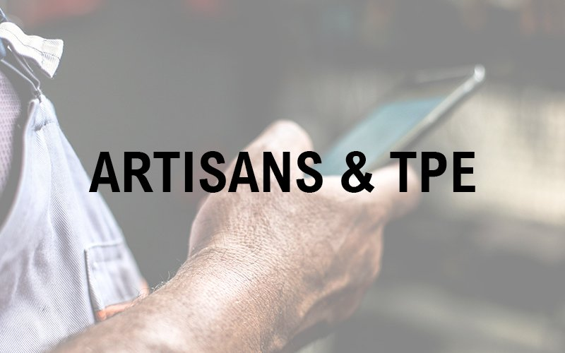 applications mobiles professionnelles - solution métier artisans TPE