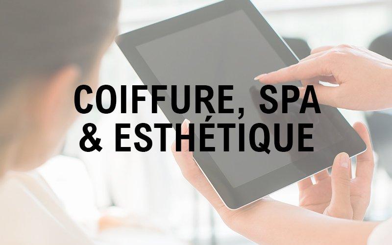 applications mobiles professionnelles - solution métier coiffure spa et esthétique