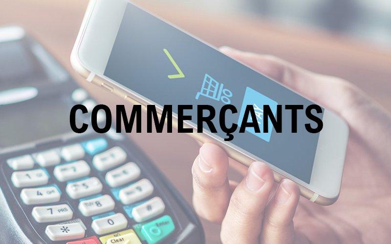 applications mobiles professionnelles - solution métier commerçants