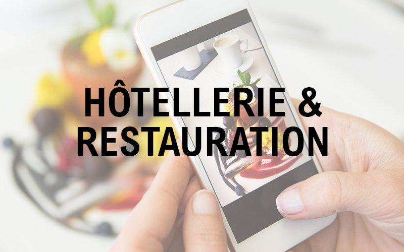 applications mobiles professionnelles - solution métier hôtellerie restauration