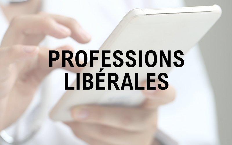 Applications mobiles professionnelles - solution métier professions libérales