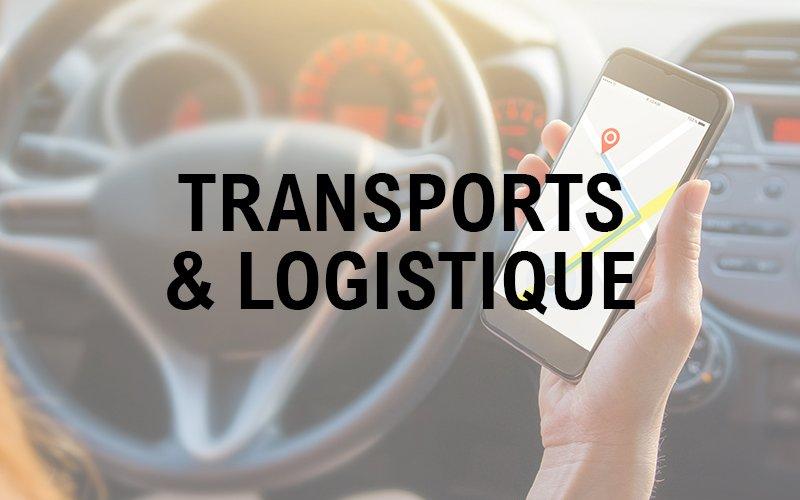 Applications mobiles professionnelles - solution métier transports logistique
